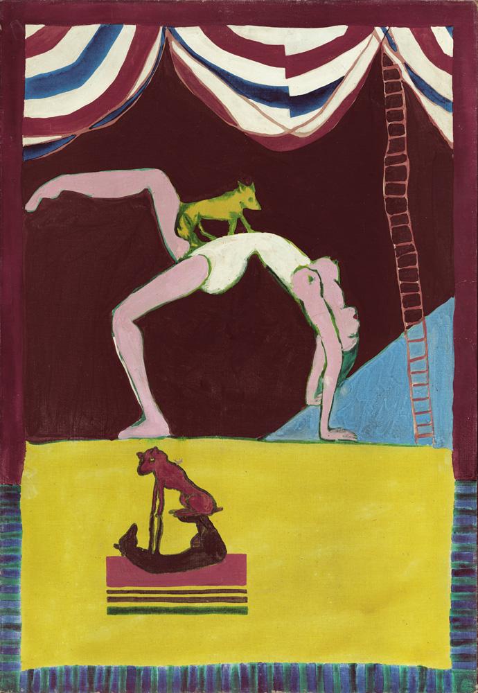 <i>Circus Dogs</I>, 1963