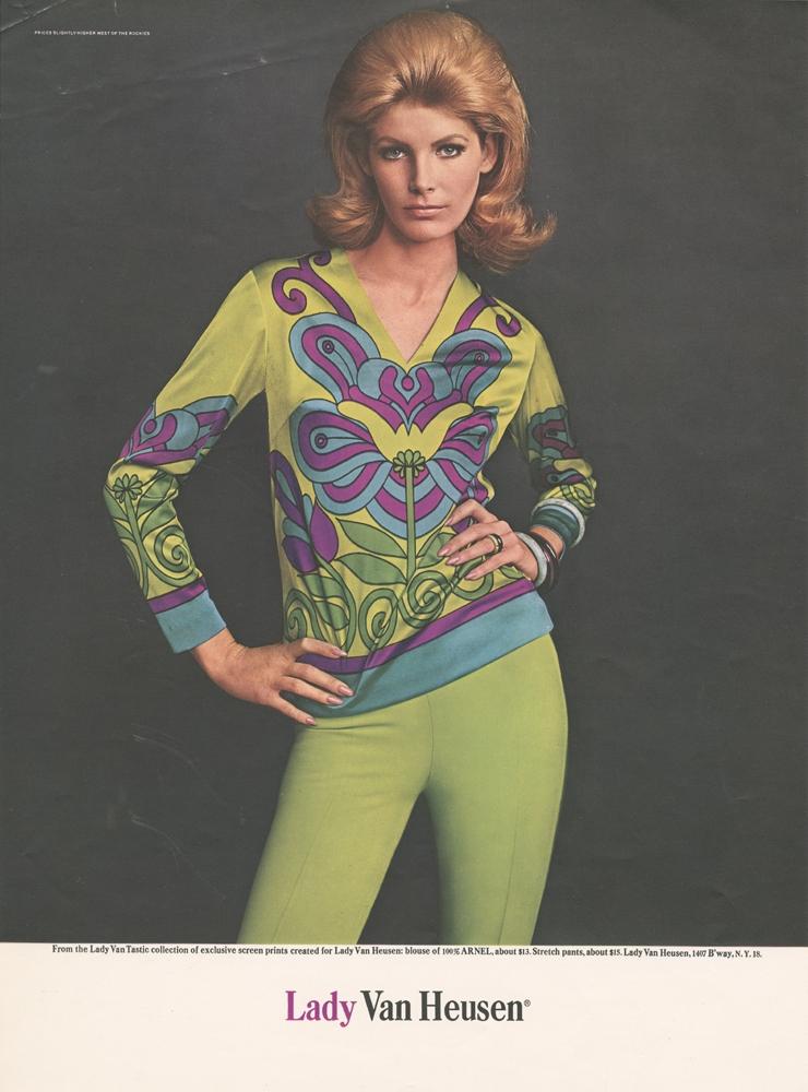 <I>Lady Van Tastic</I>, 1965