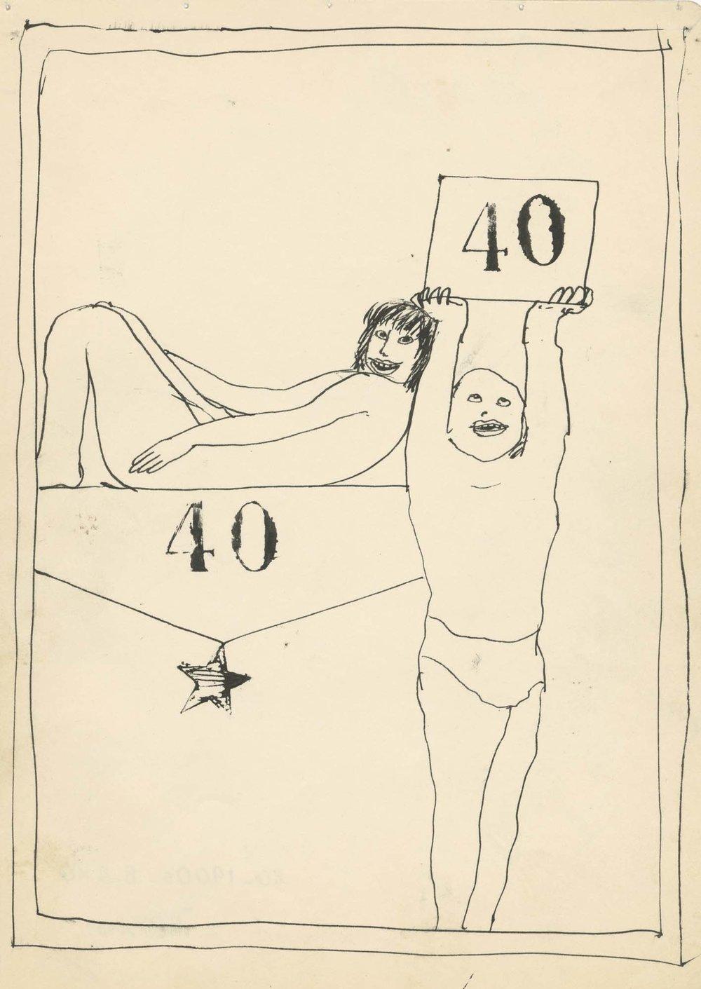 <i>40 over 40</i>, 1960
