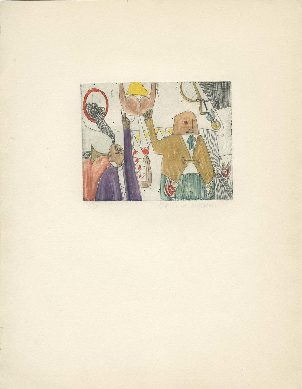 <i>Holding Prize</I> 1960