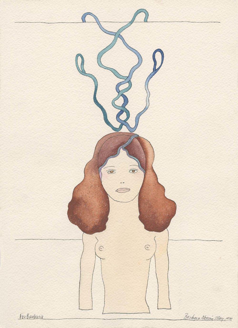 <I>For Barbara</I>, 1970