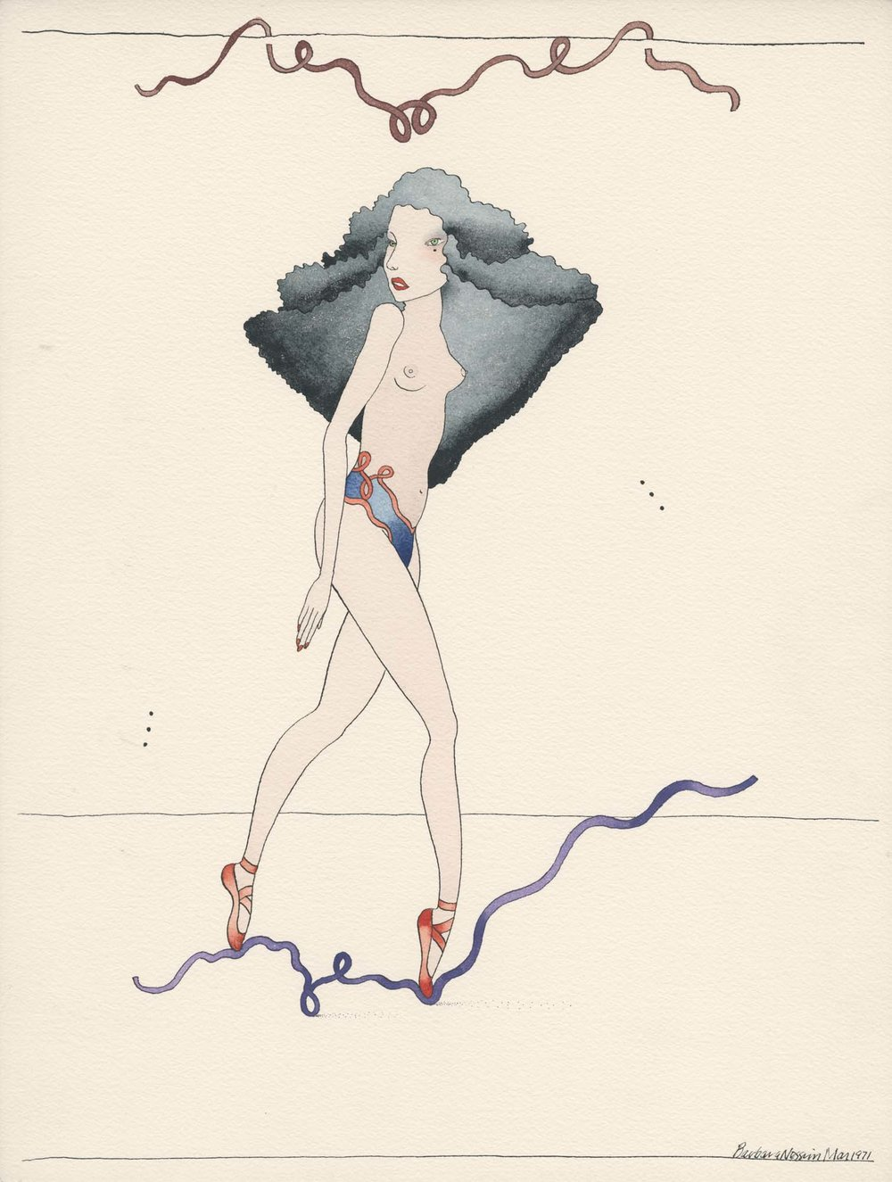 <i>Dancing on a String</i>, 1971