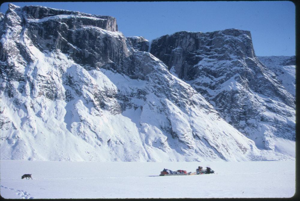 Nunavut dogsledding