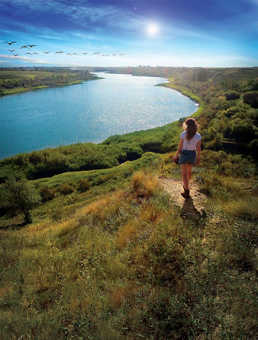 SK - Meewasin Trail