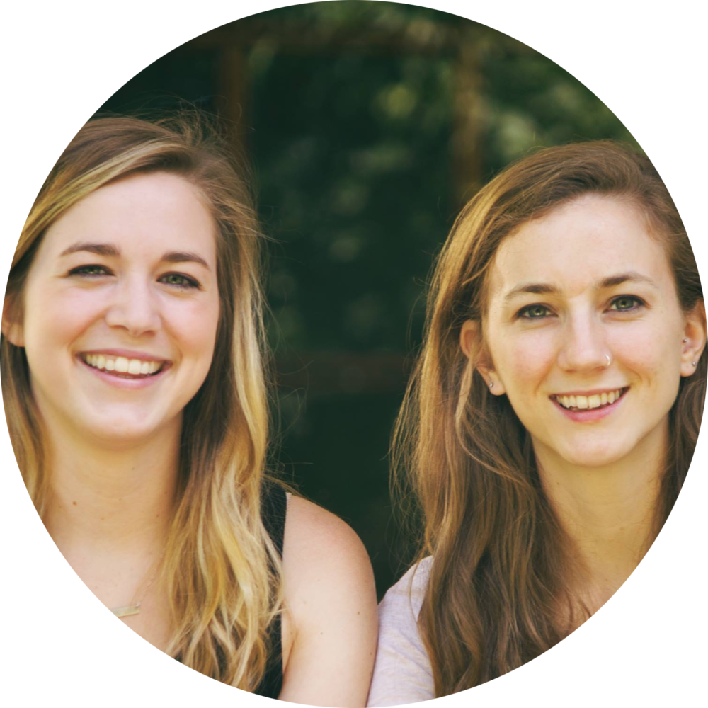 Alison Mossman  &  Ashley Fogle | co-owners of  Whisk Online Bakery