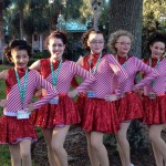 Jingle Bells Dancers!