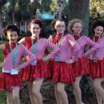 Jingle Bells Dancers!