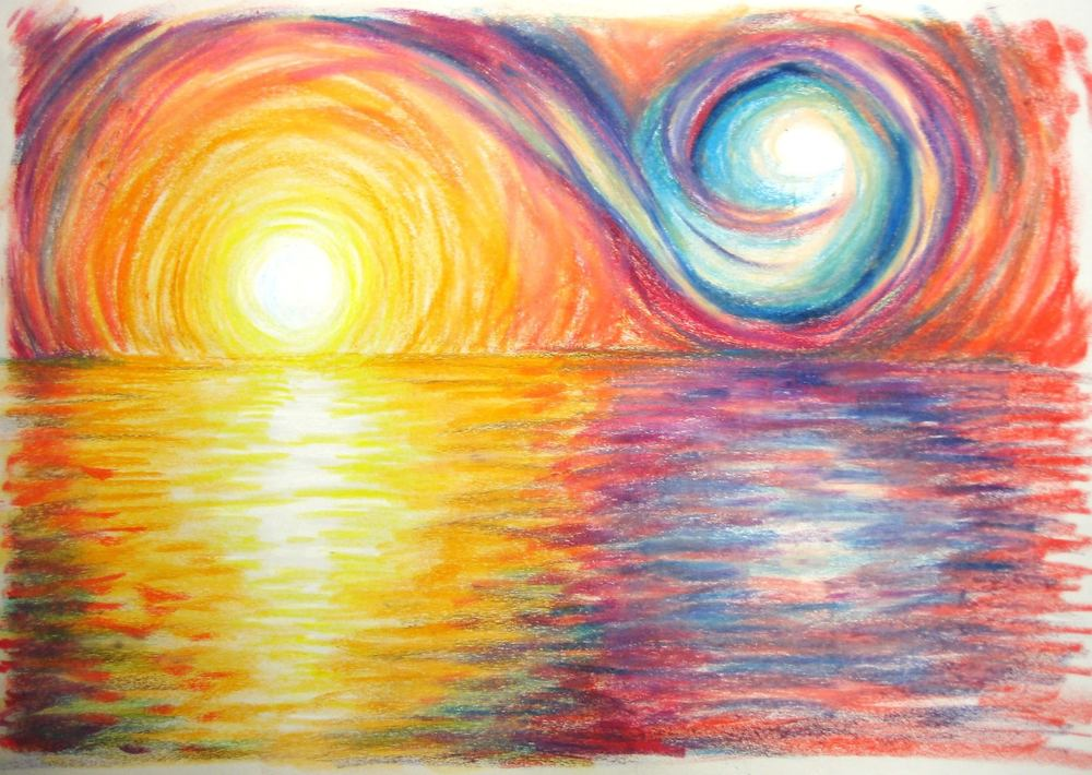 Swirl Sunset, Josh Grabowski, 2010