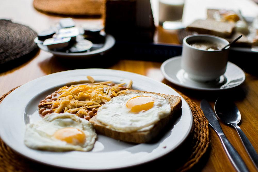 Born Over Breakfast -