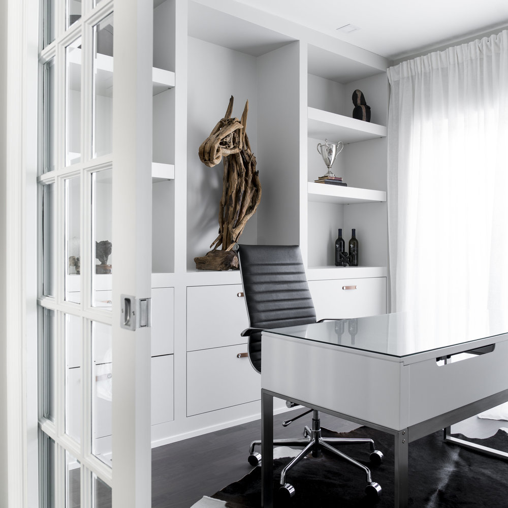 MJAY Photography - Gioia Interiors - Memorial Drive Condo Office