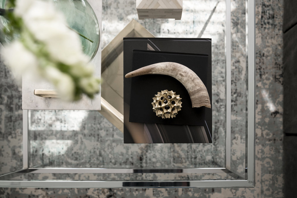 MJAY Photography - Gioia Interiors - Memorial Drive Condo Table