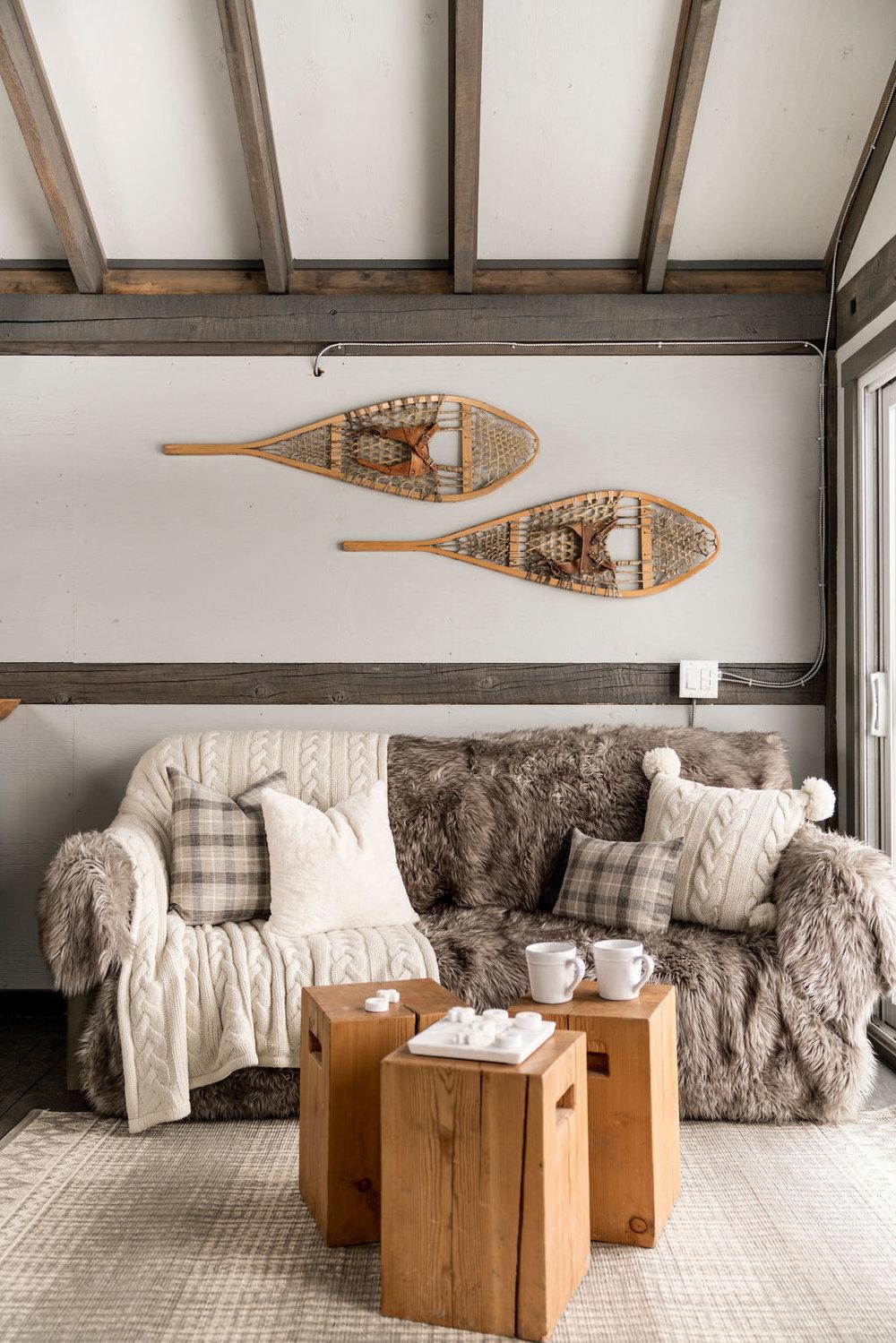 Photography by    Michelle Johnson    / Interior Design by    Neelam Gurm