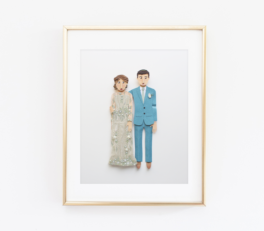 Jewish Paper Doll Couple By Brittani Rose Paper.png
