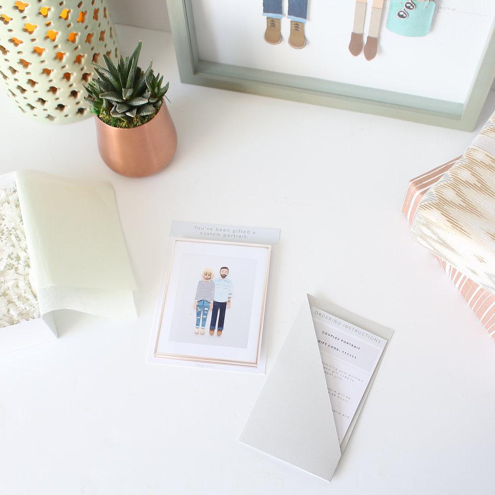 Brittani Rose Paper Gift card
