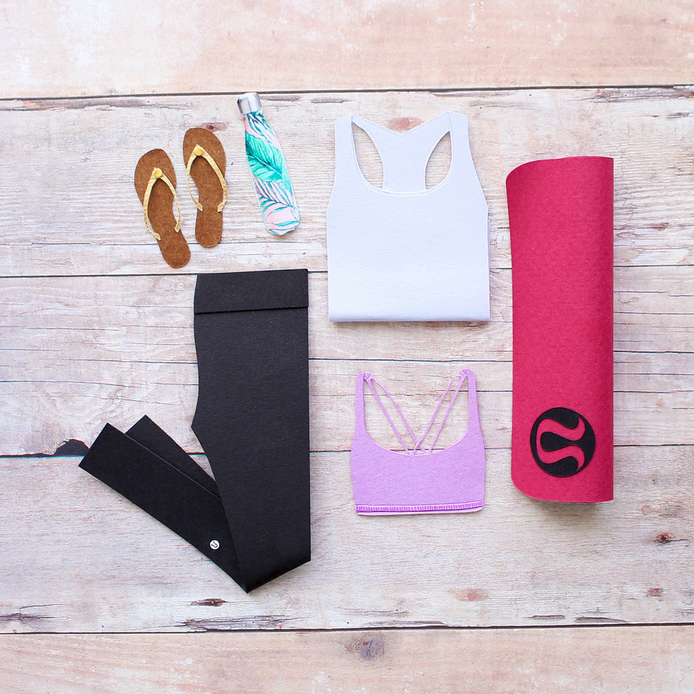 Lululemon Yoga art illustration brittani rose paper.jpg