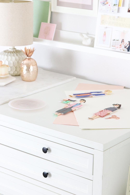 Brittani Rose's Paper Studio