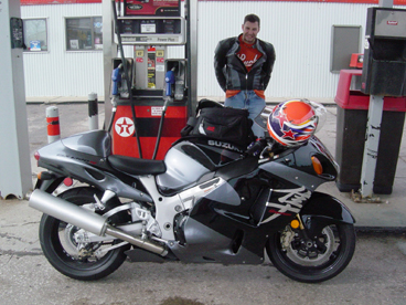 Trace's new Busa