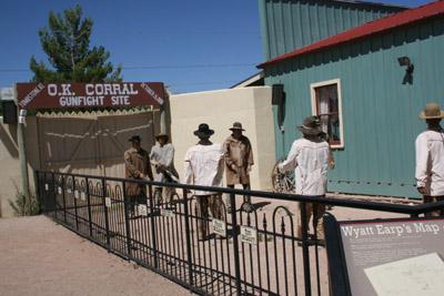 OK Corral, Tombstone, AZ
