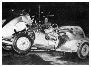 Deans '55 Porsche