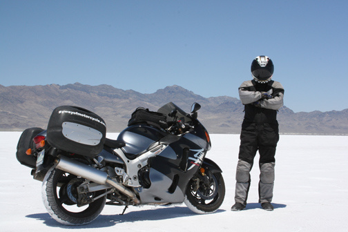 The Moon Man and His Lunar Excursion 'Busa
