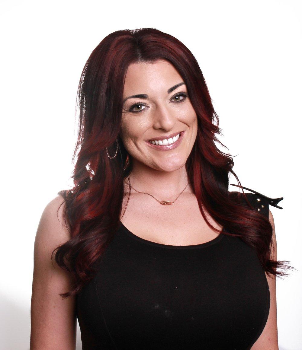 Ashley - Artistic Director