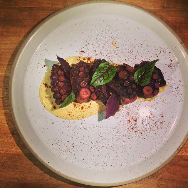Weekday menu, #octopus  #yorkville #lovethiscitytv #blogTO #enroutemag #becauseCanada #saveurtraditions #toptorontorestaurants #FNCEats! #FeastOn #ypdine #canadas100bestj #gastropost #terroir#torontochef #torontolife #torontofoodies #yyzeats