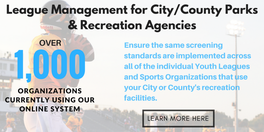 Youth Sports Leagues Coach Background Checks