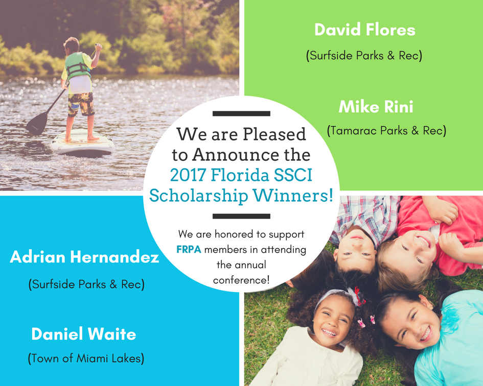 Florida Recreation and Park Association 2017
