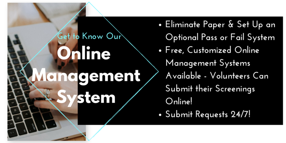 Background Screening Online Management System Submit Online