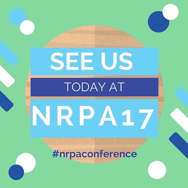 #nrpaconference Booth #1939