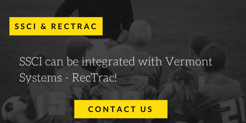 RecTrac Vermont System and SSCI