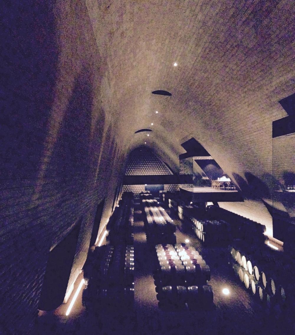 1 of 5 cavernous cellars