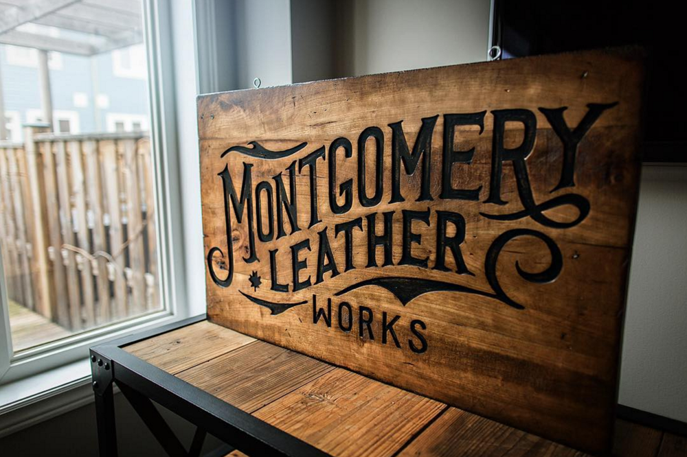 Montgomery Leather Works - Peter Mckinnon