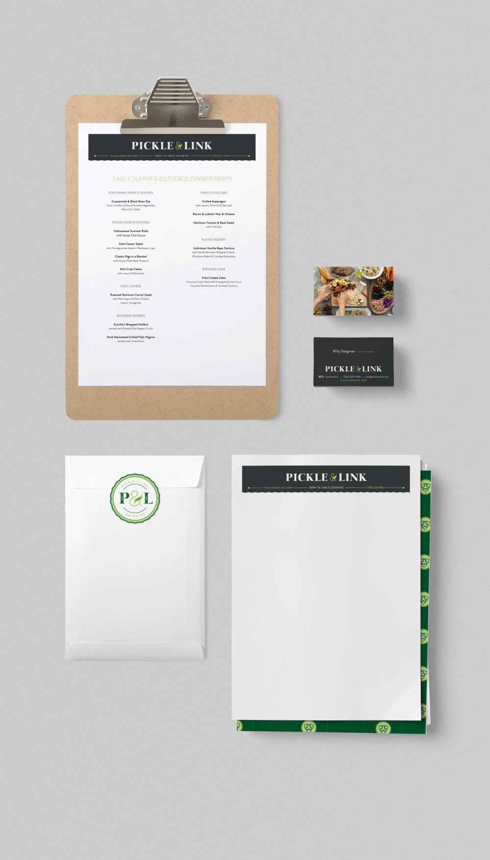 Client: Pickle & Link