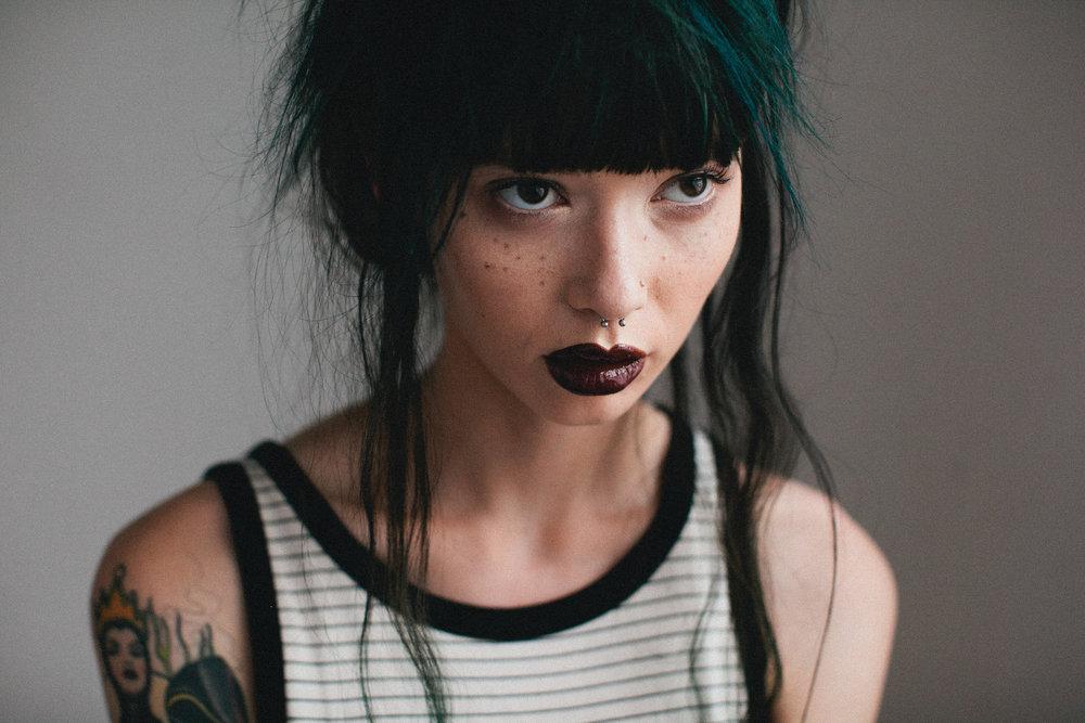 Blok Studio - Raw Beauty Metamorphosis — Phoenix Makeup Collective