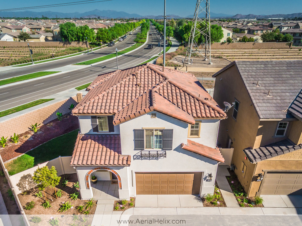 real estate aerial photographer chino ca