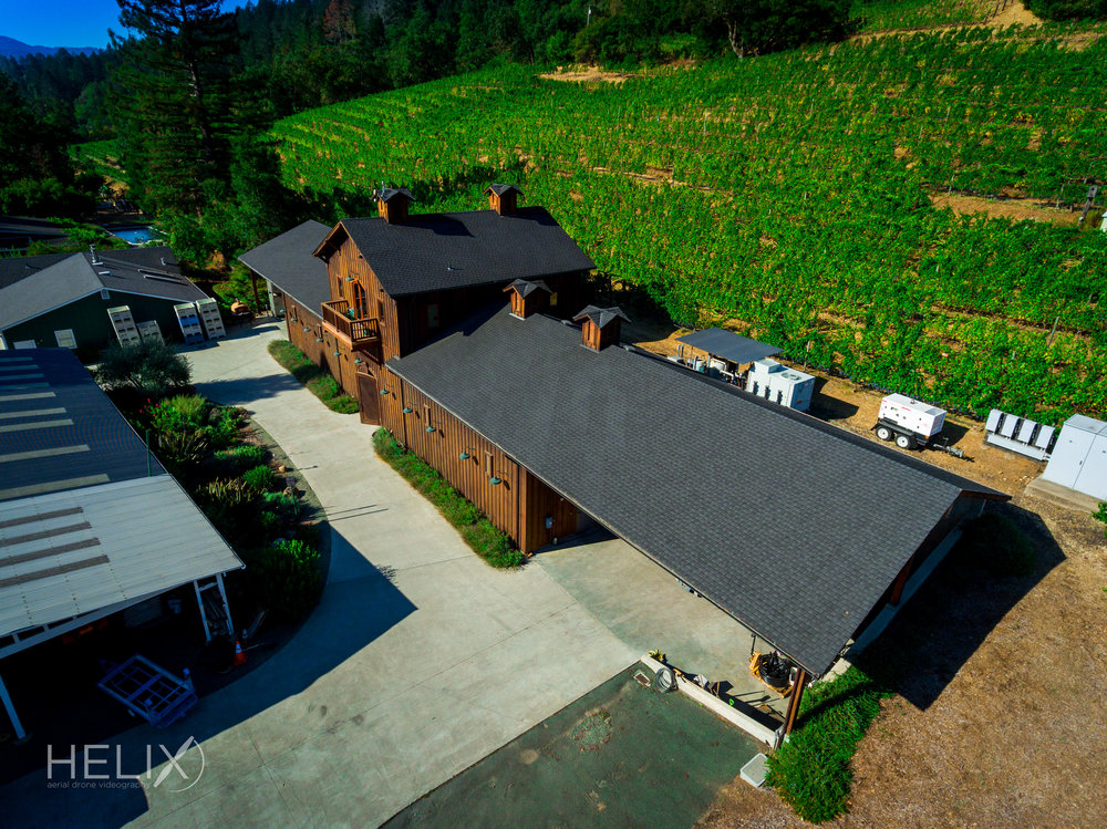 Jerico Canyon Vineyards