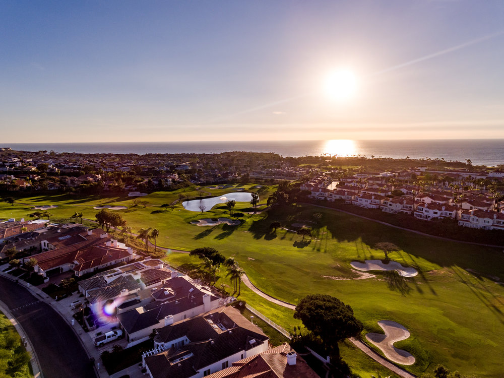 Golf Courses - Capture Your Course With A Bird's Eye View