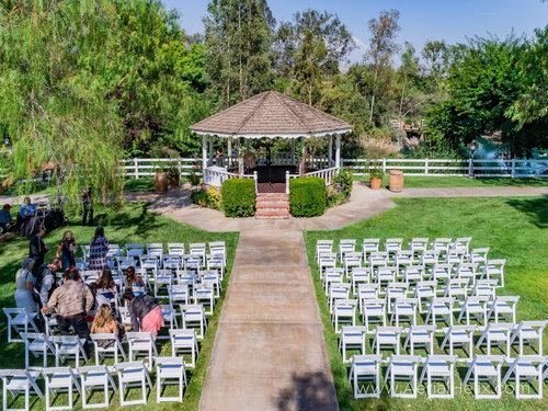Weddings Aerial Photographer