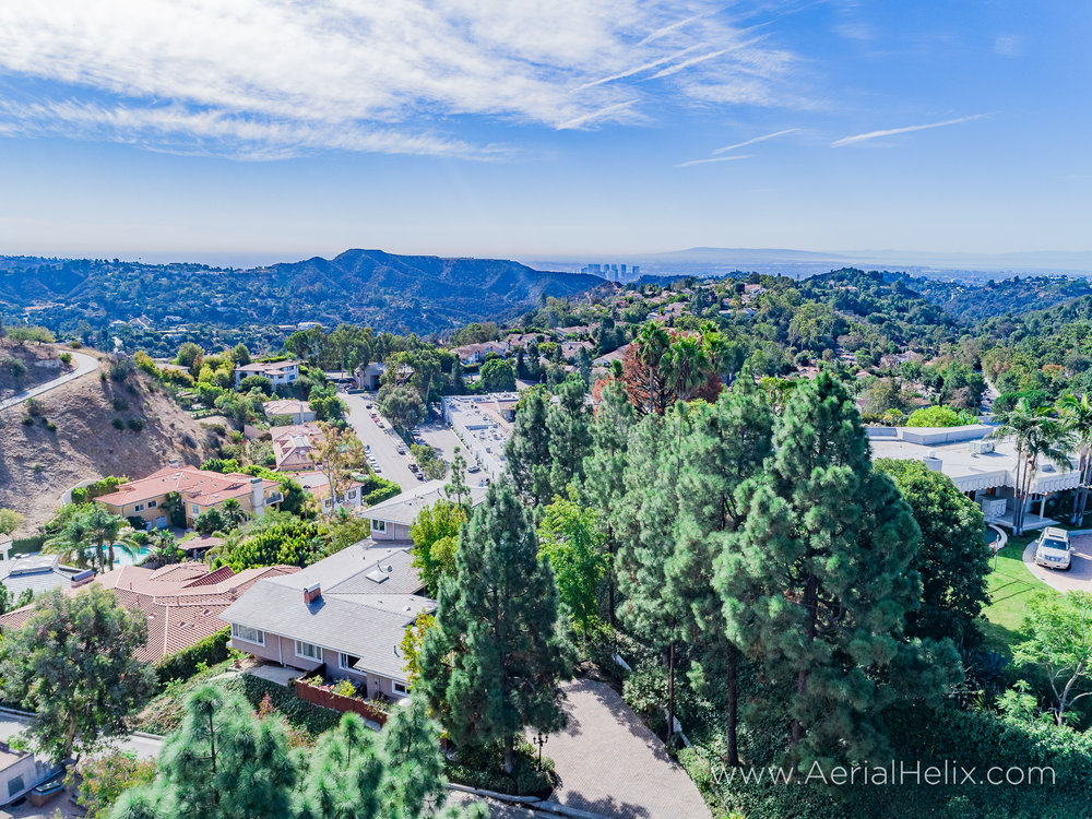 Mullholland Drive Aerial - HELIX Real Estate Aerial Photographer-26.jpg