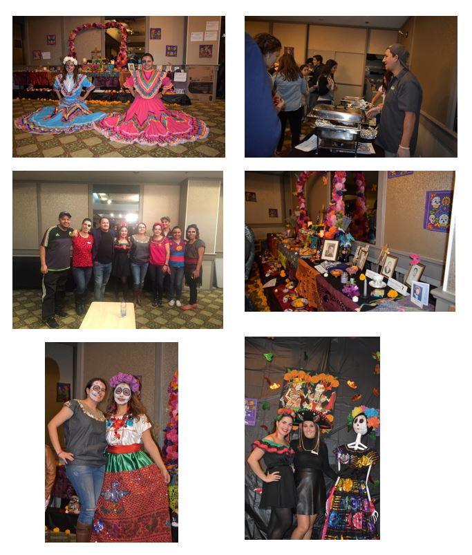 Fig, 8-17, Pictures taken during the fundraising events, Kelowna, BC, Canada, By Organizing Committee Members