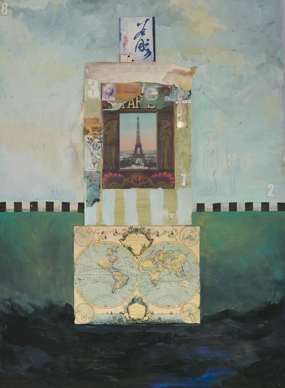"""""""Ode to Paris"""""""