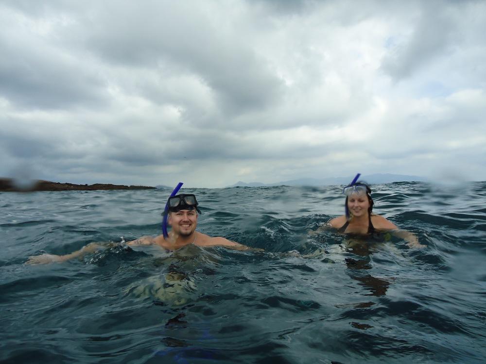 World class snorkling