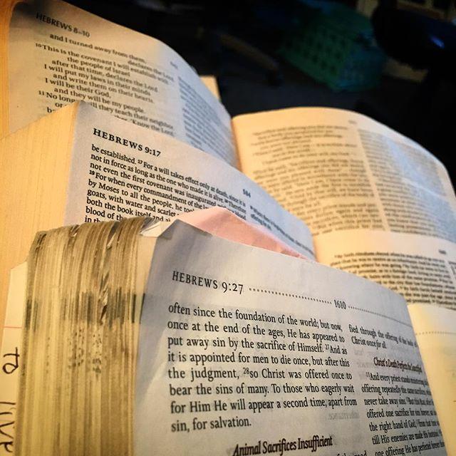 Bible study prep 📖