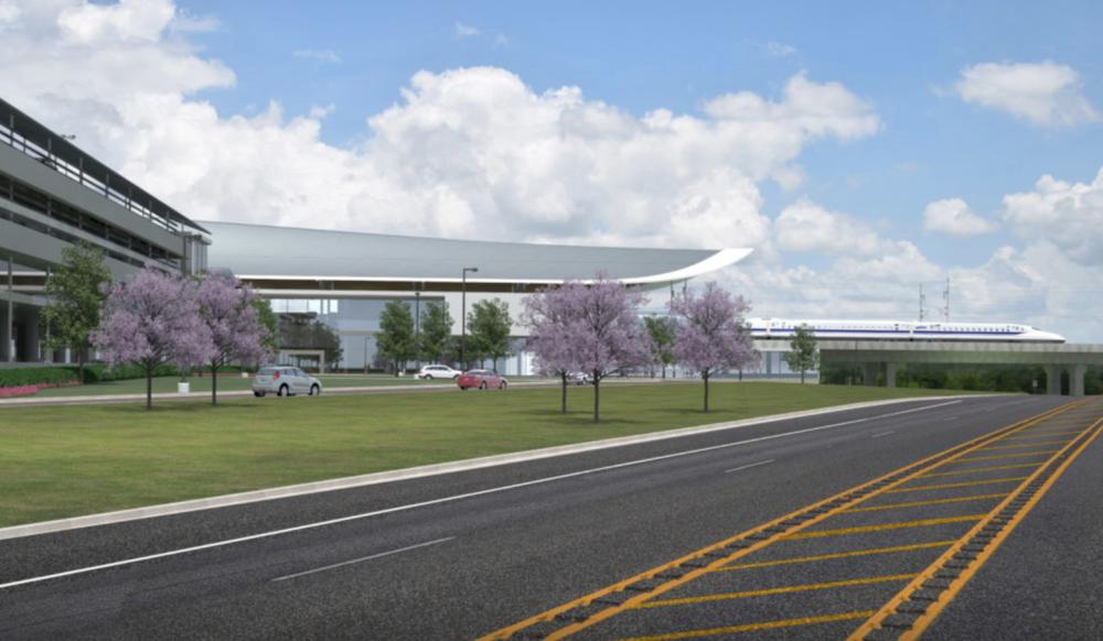 Brazos Valley コンセプトデザイン