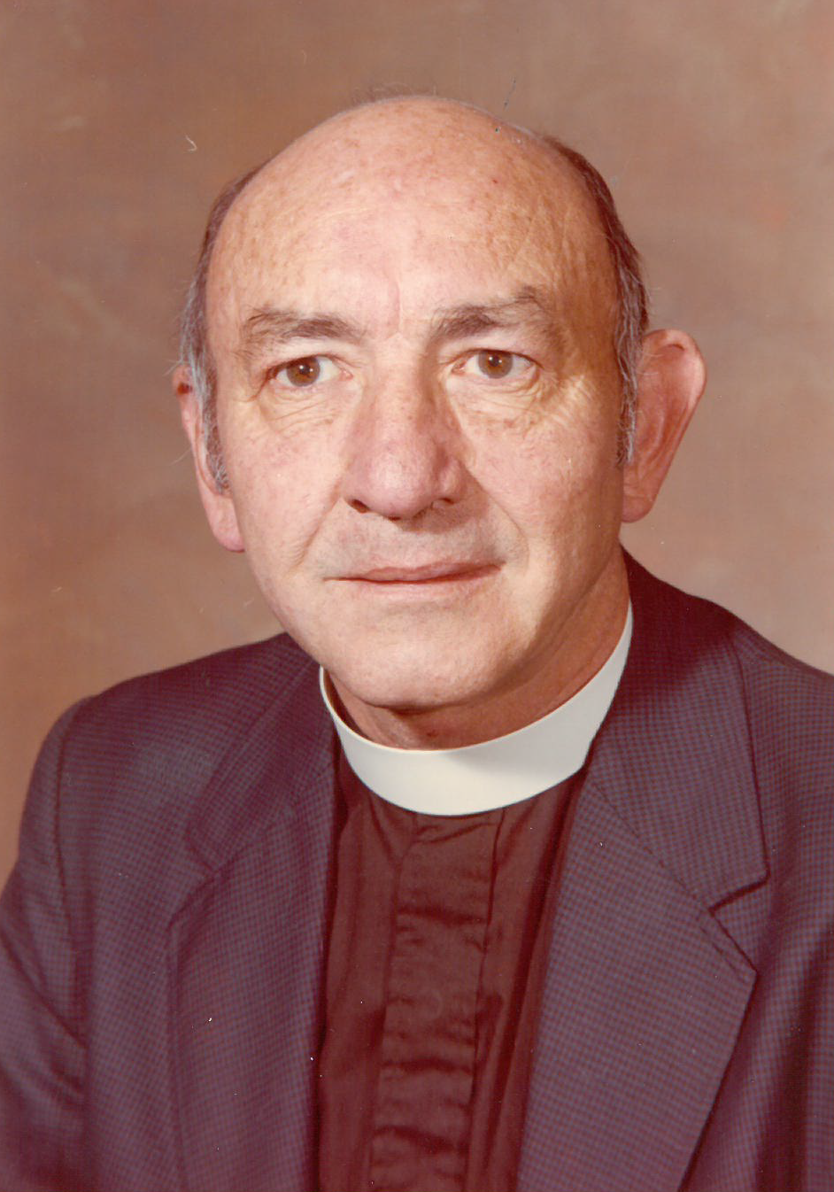Maurice Cotter - 3rd Vicar of St. Stephen's - November 1968-July 1972