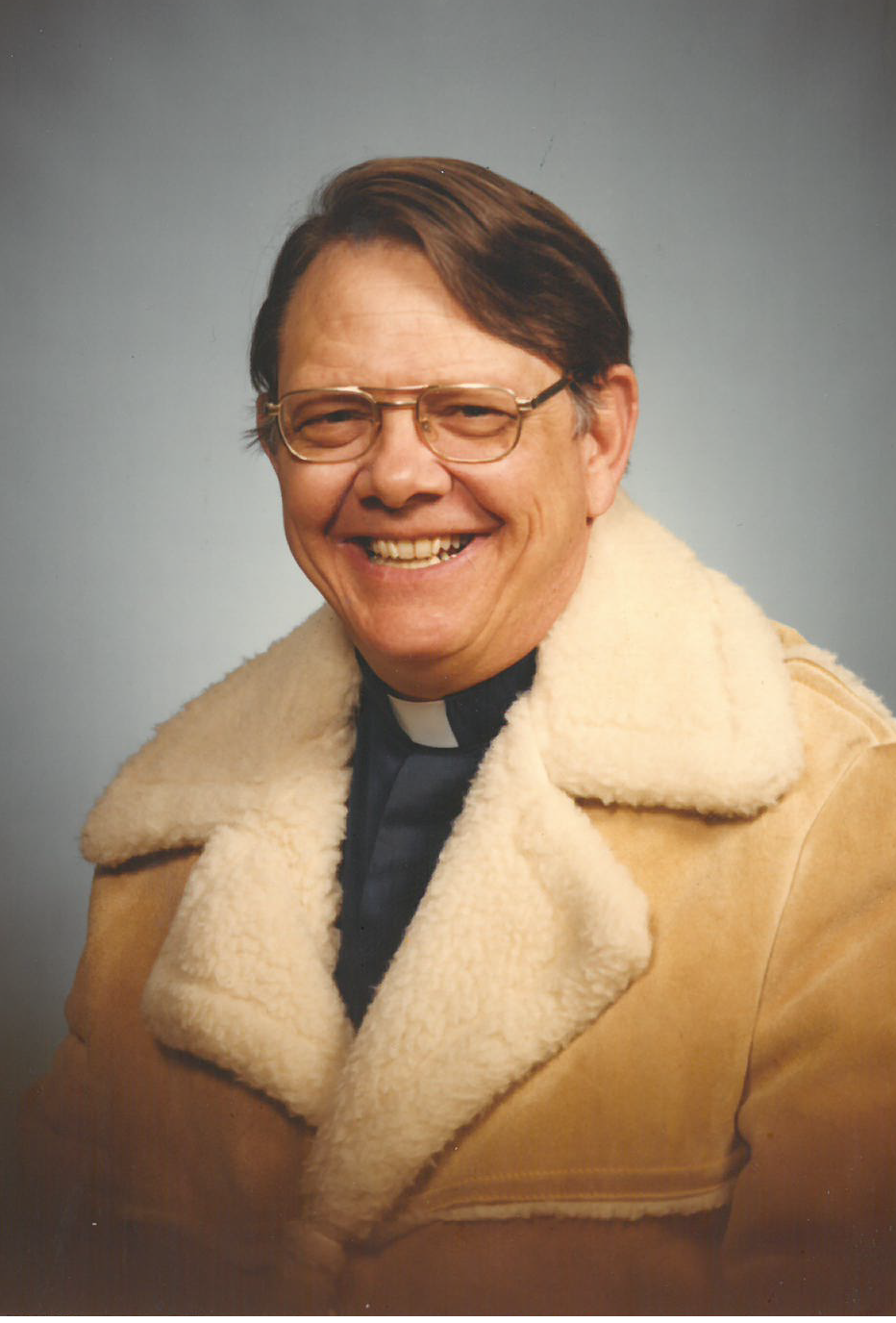 The Reverend Allen P. Price, 1st Vicar of St. Stephen's - March 1960-April 1966