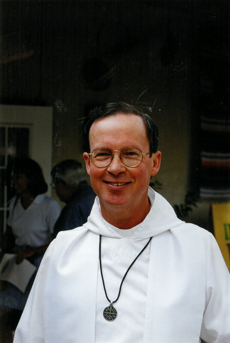 The Reverend Clifton Mann - Rector from August 1989-2001