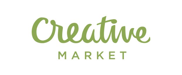 Creative Market  All things visual:templates, graphics, fonts, videos... Find all sorts of pre-designed goodies that you can use to take your business to the next level.   Check it out »
