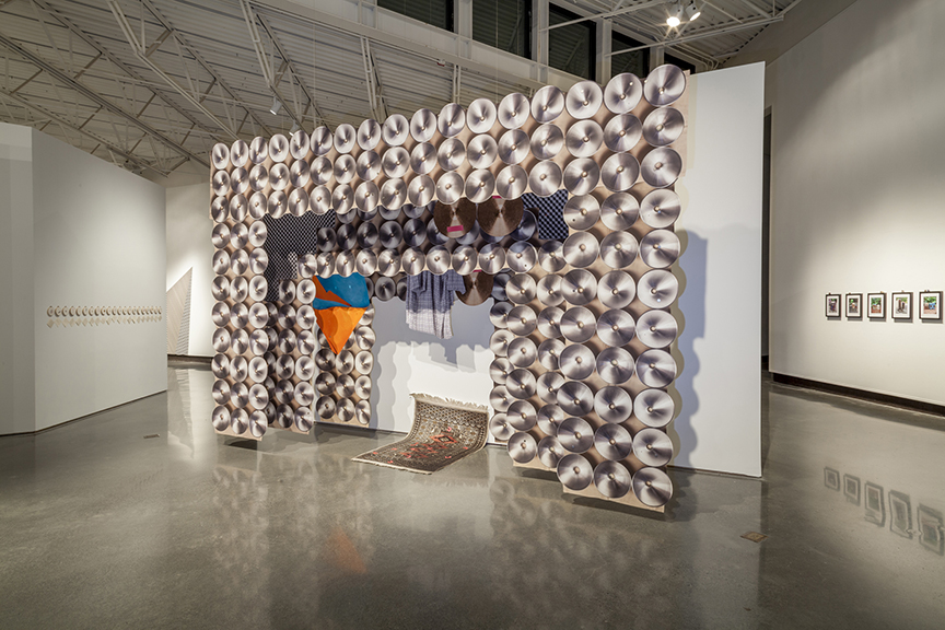 After Relache - SECCA (installation view)